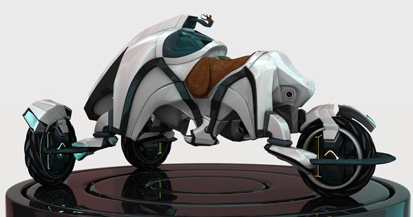 Equestrian Inspired Trike