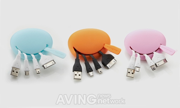 Multi USB Adaptor by Xoopar