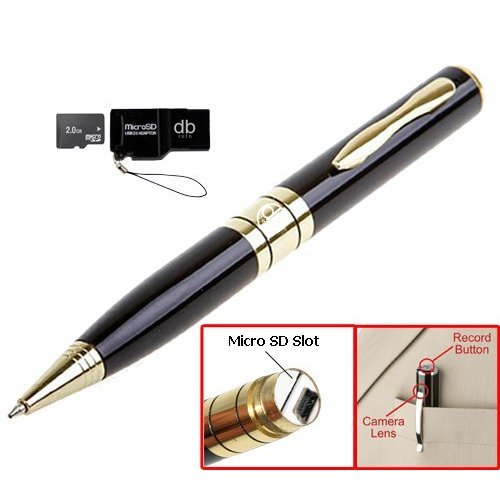 DB Tech Video Pen Camera