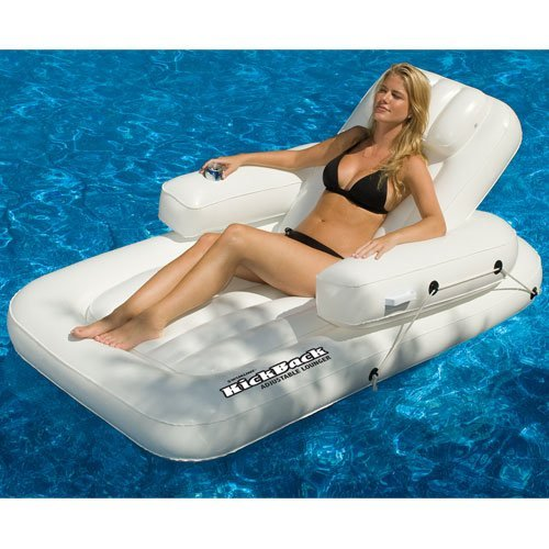 Adjustable Lounger Swimming Pool Float