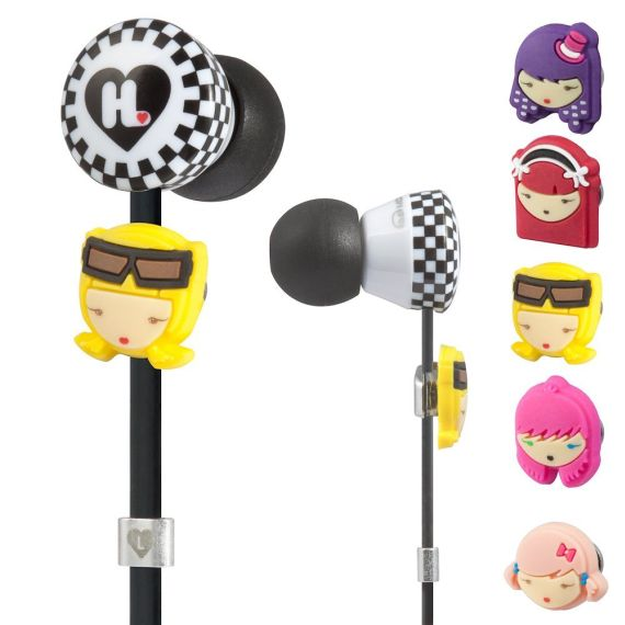 Monster Harajuku Lovers Wicked Style In-Ear Headphones
