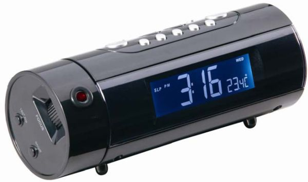 Magnasonic AM/FM Projection Clock Radio