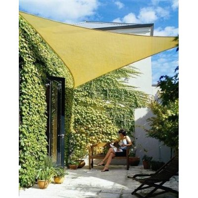 Idirectmart Triangle Sun Shade Sail