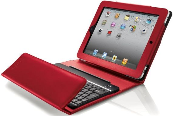 Bluetooth Keyboard for iPad 2 Tablet