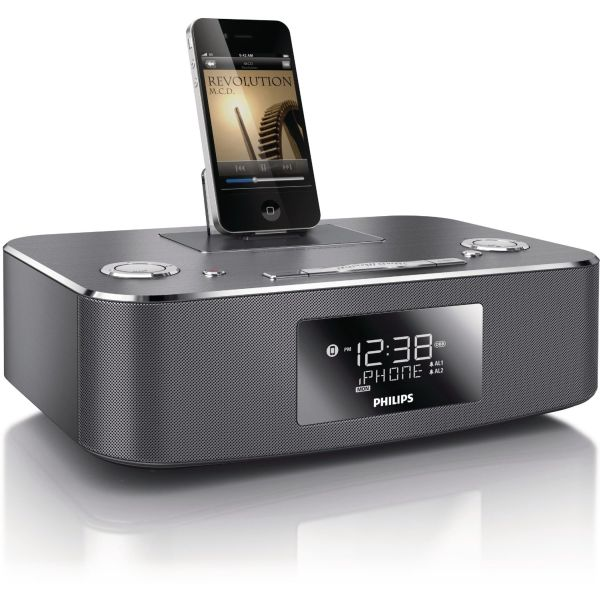 Philips Docking system DC291/37 for iPod, iPhone and iPad