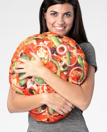 Pizza Pie Pillow