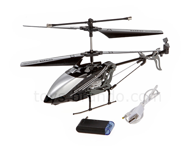 iPhone/iPad/iPod Control MINI USB Rechargeable IRC 8.5-inch i-Helicopter