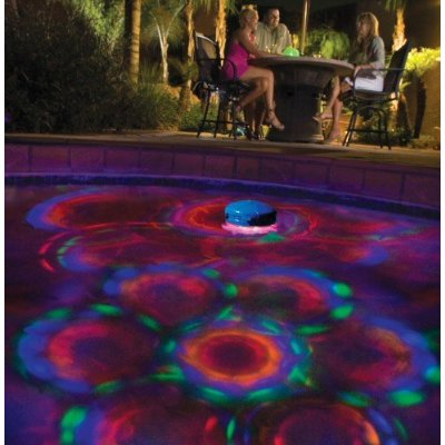 Kool-Light-O-Scope Floating Pool Light