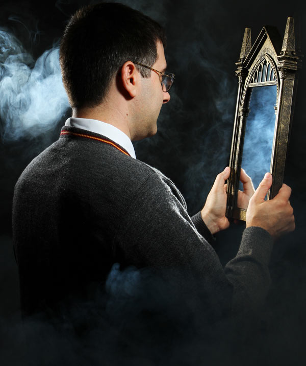 Harry Potter Mirror of Erised