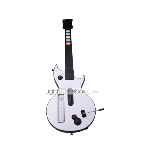 PEGA Wireless Guitar Controller for Wii Guitar Hero