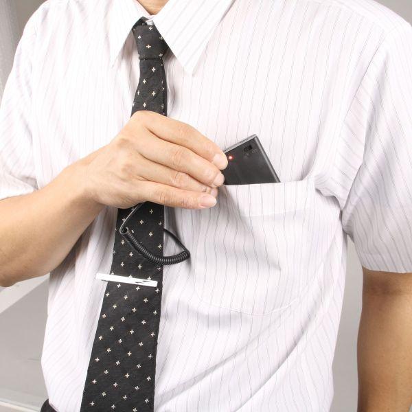 Necktie Clip Cooler