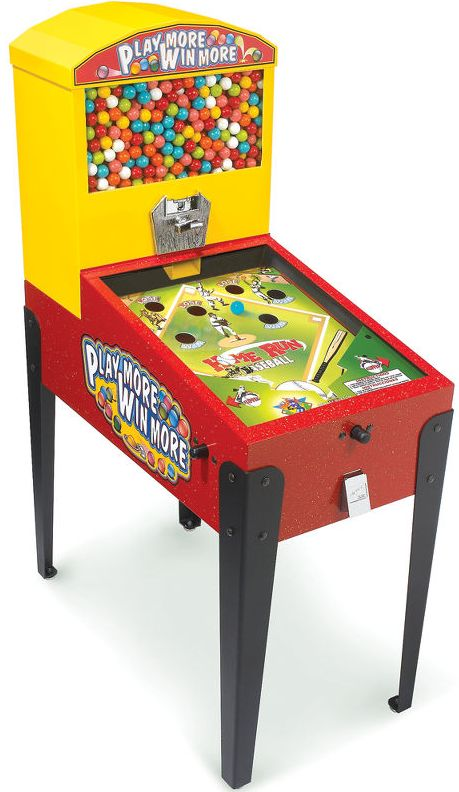 The Gumball Pinball Machine