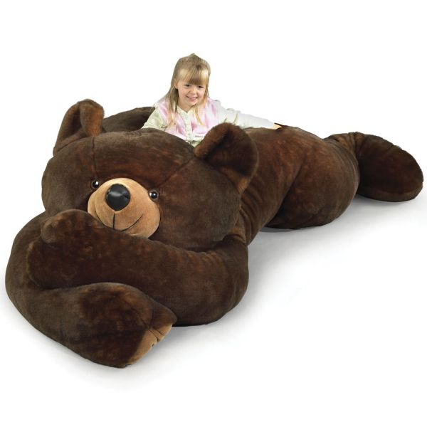 The 7 1/2 Foot Slumber Bear
