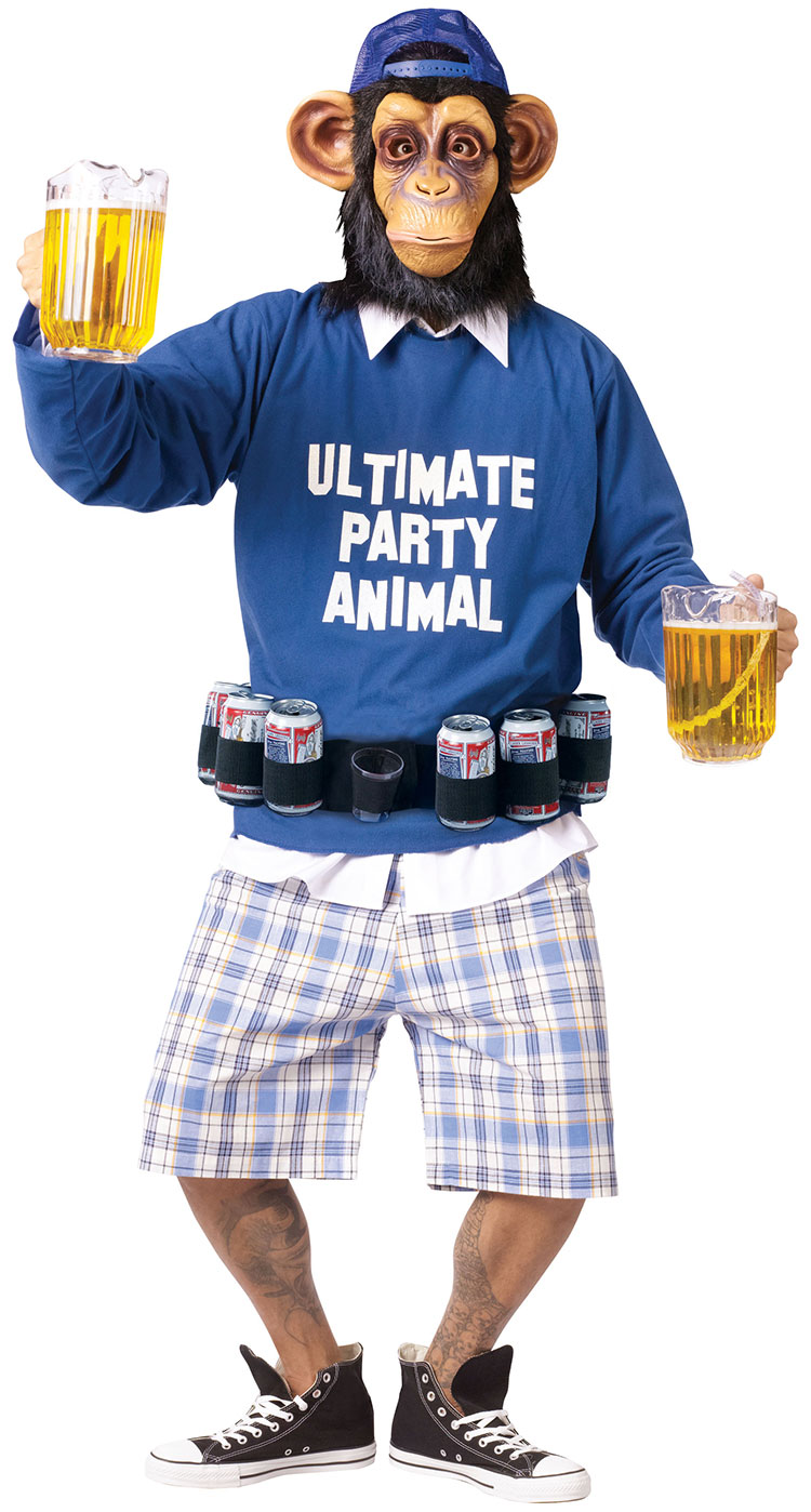 Ultimate Party Animal Costume