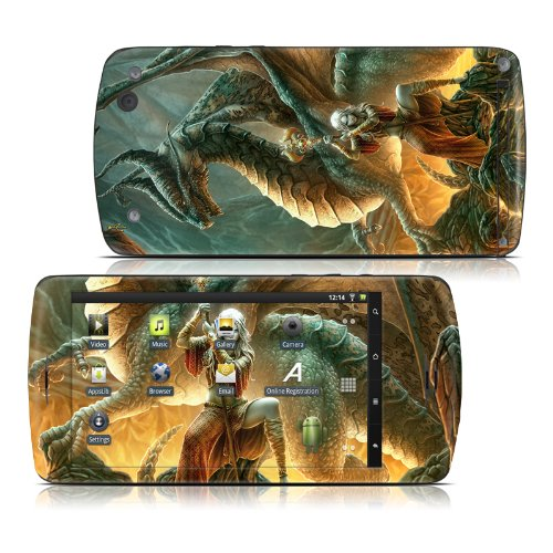 Dragon Mage Design Protective Decal Skin Sticker for Archos 43 4.3 inch Internet Tablet