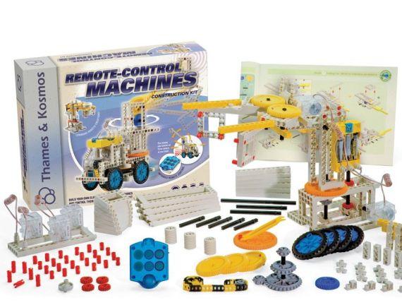 hames & Kosmos Remote Control Machines