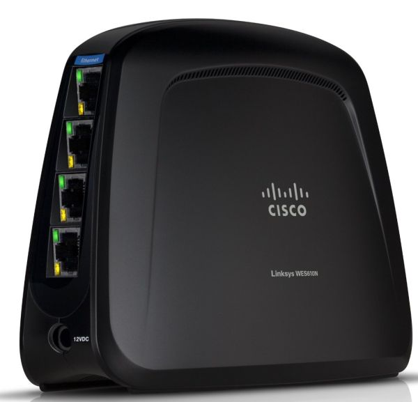 Linksys 4-Port Dual-Band N Entertainment Bridge