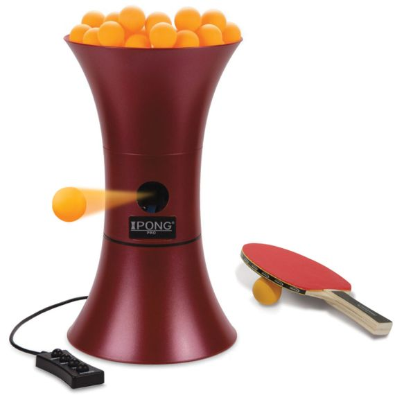 The Oscillating Table Tennis Trainer