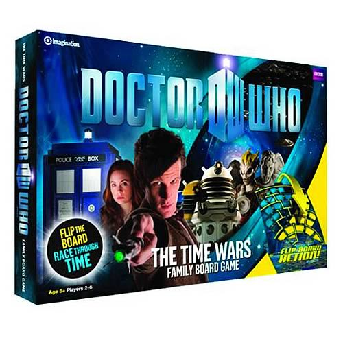 Doctor Who Family Board Game