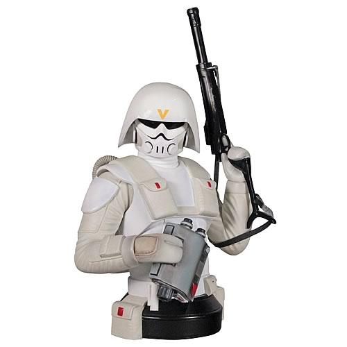 Star Wars  2011 Mini Bust