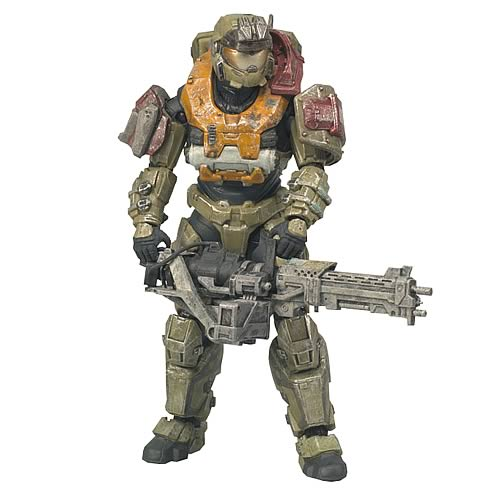Halo Reach Series 1 Jorge Action Figure