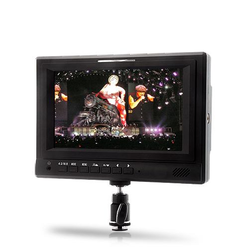 7 Inch On-Camera HD Monitor