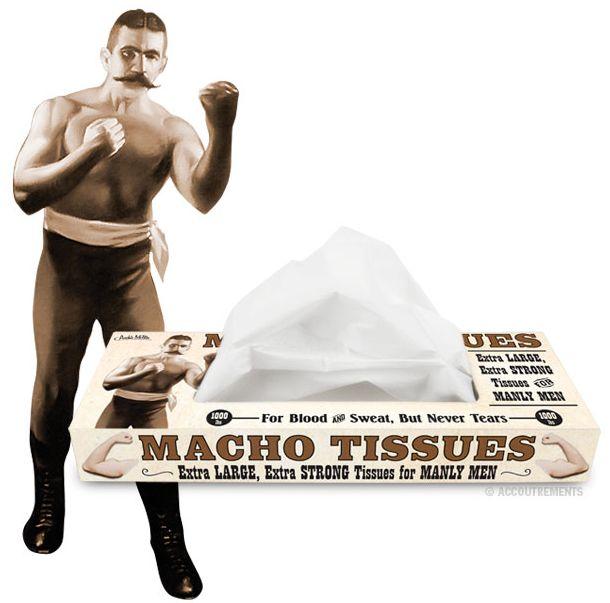 Macho Tissues