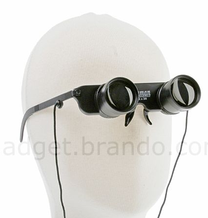 Binocular Glasses 3×28