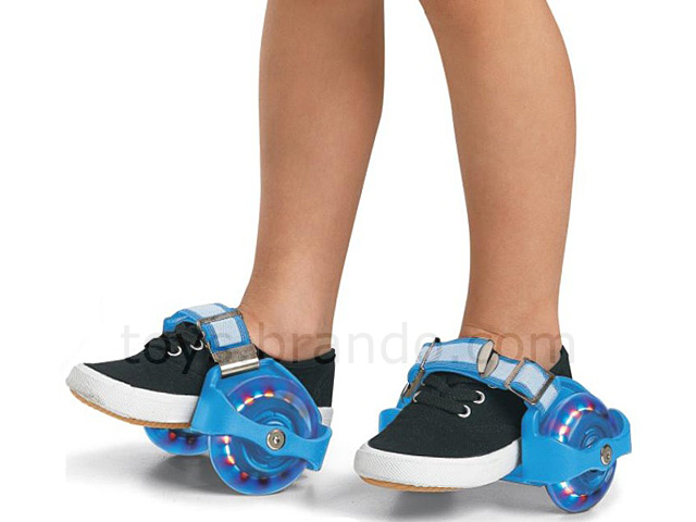 Wearable Flashing Roller Skating