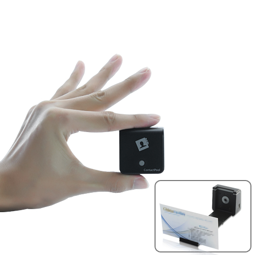 2MP Mini Business Card Scanner