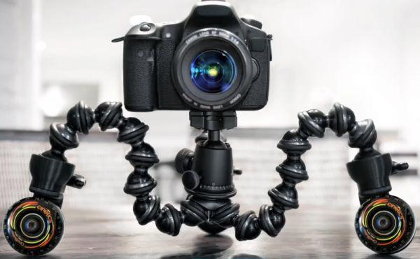 cineskates portable tripod dolly