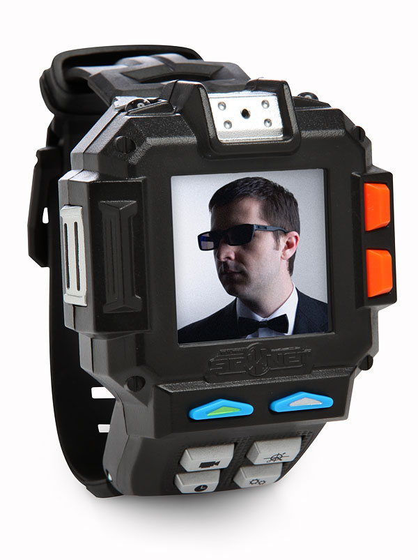 SpyNet Night Vision Mission Video Watch