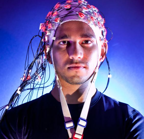 """Brain Cap"" Turns Your Thoughts Into Motion"
