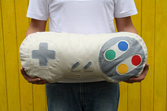 Pillow case 'Gamer'