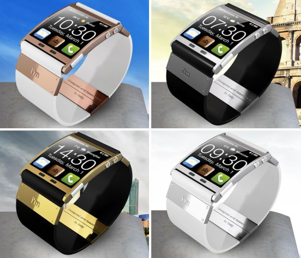 watch syncs with smartphones