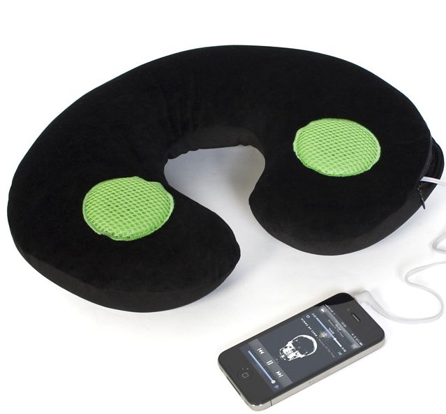 Sound Asleep Travel Pillow
