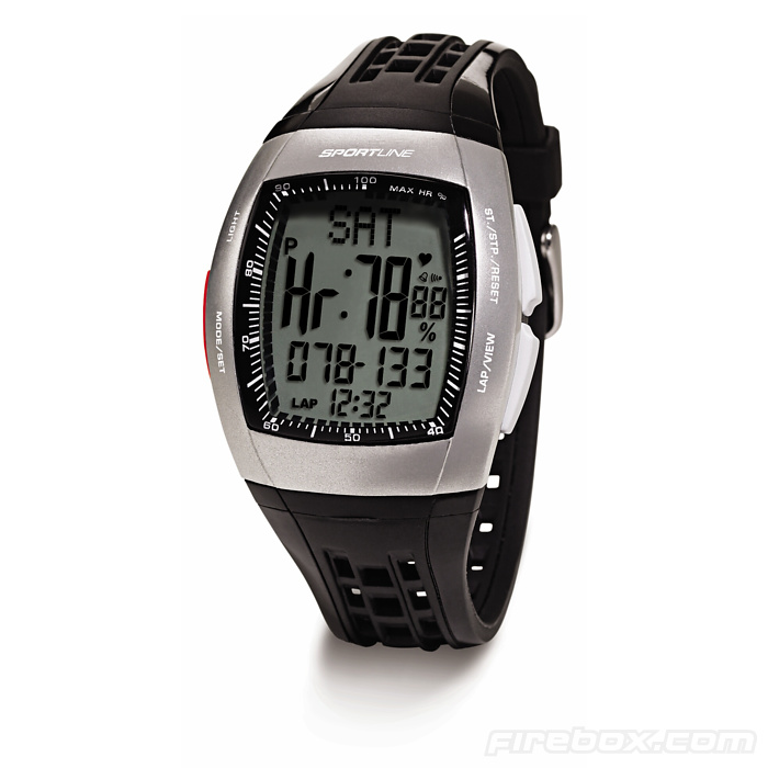 Sportline 1060 Duo Heart Rate Monitor Watch