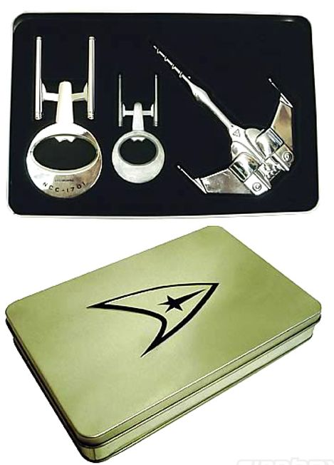 Star Trek Bottle Opener Gift Set