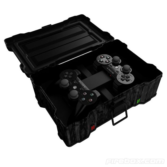 Gioteck DF-1 DualFuel Ammo Box for PS3