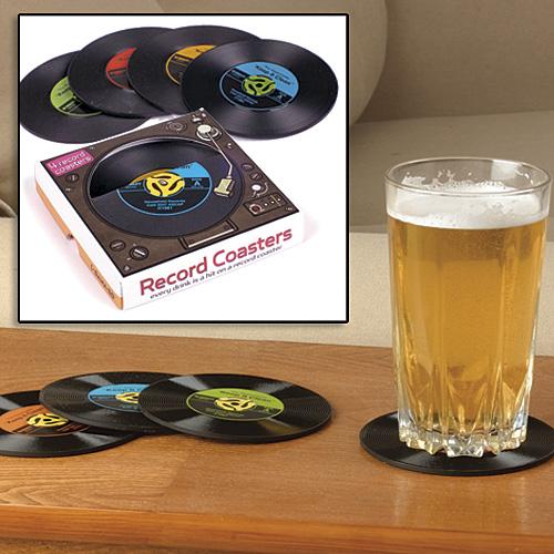 45 RPM COASTERS