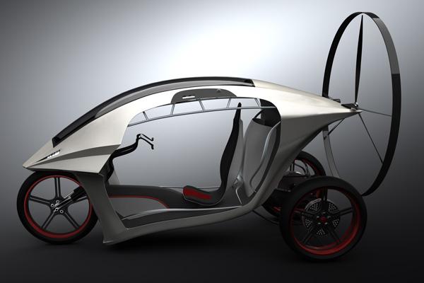 The ParaMoto Trike
