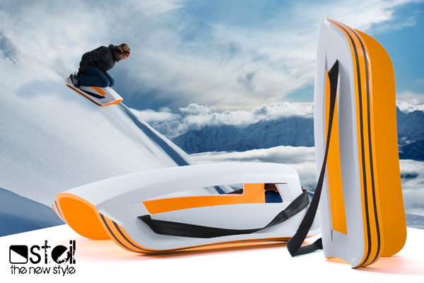 The new Sled concept