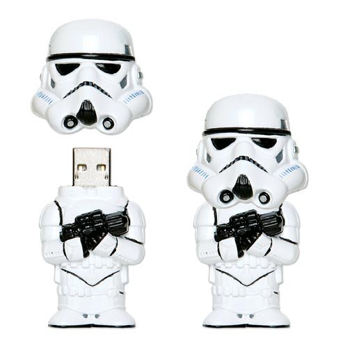 Star Wars Storm Trooper USB Drive 4GB