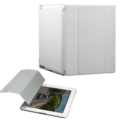 White Protector for Apple iPad 2