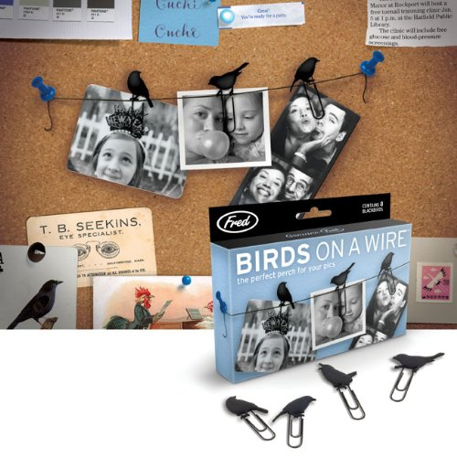 Birds On A Wire Picture Hanger