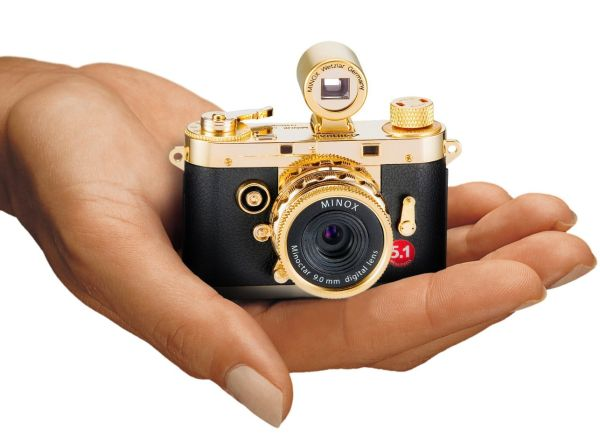 Minox 24K Gold-Plated Special Edition