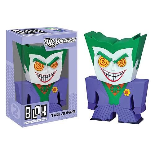 Batman Joker Funko Blox Vinyl Figure
