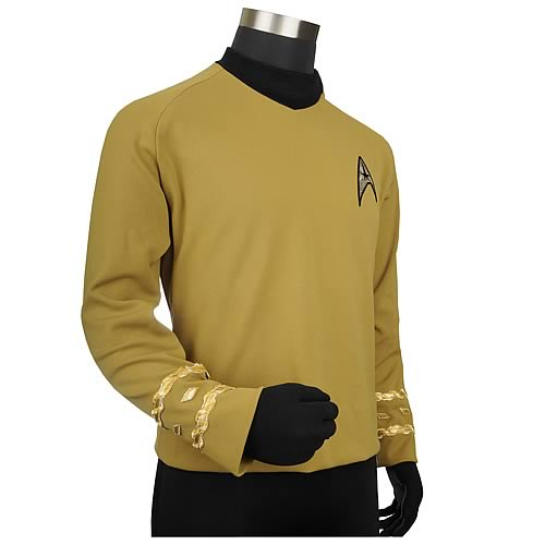 Star Trek: TOS Third Season Kirk Tunic