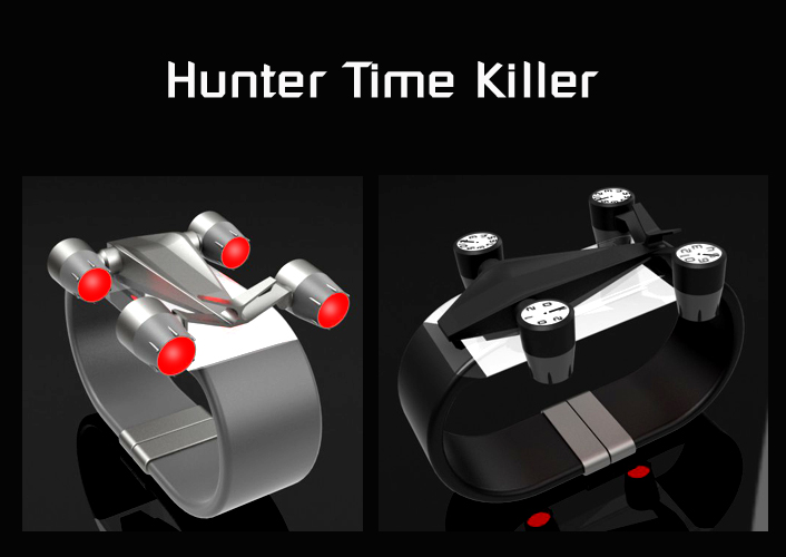 Hunter Time Killer