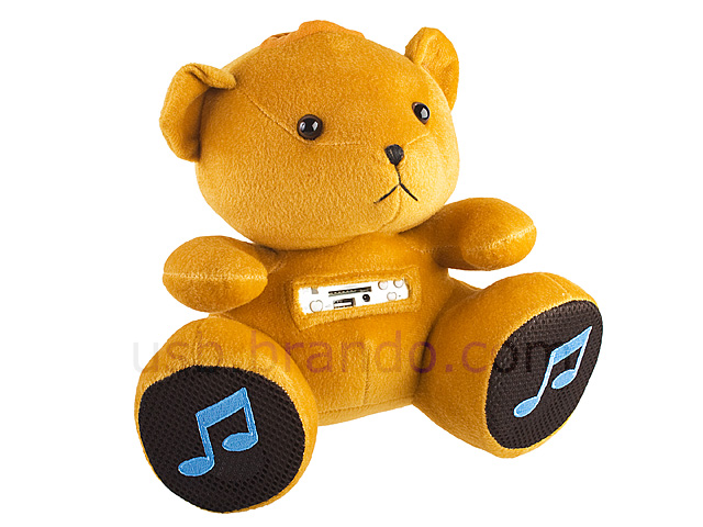 USB Bear MP3 Player